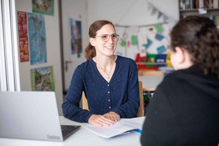 Menschen im Portrait: Ann-Katrin Steinbach